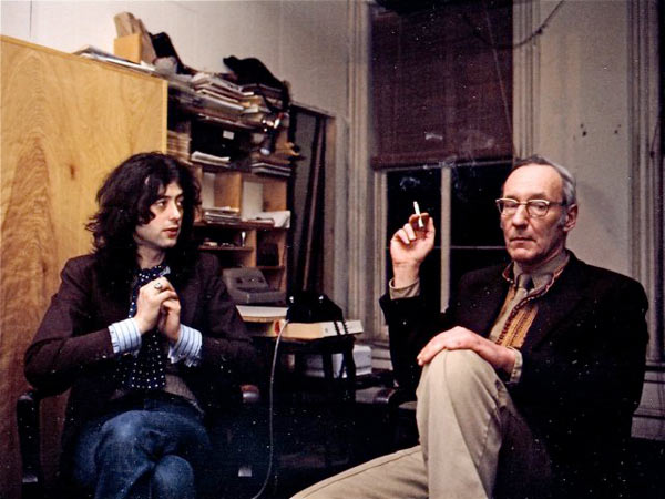 William Burroughs on…Led Zeppelin!