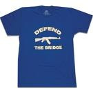 defend the bridge